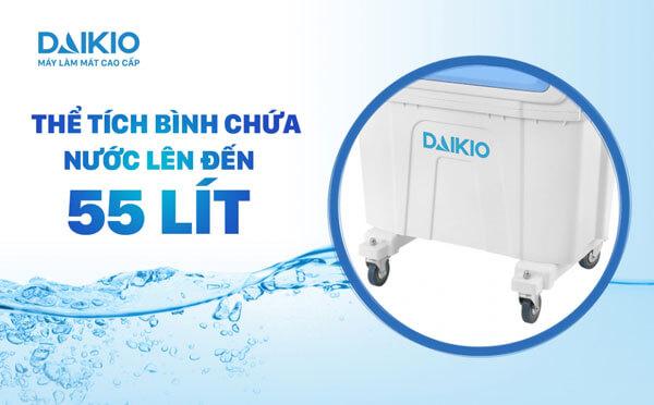 bình chứa máy làm mát daikio dka-05000b